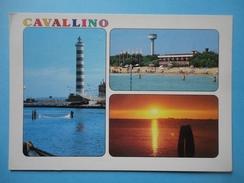 Cavallino - Venezia - Vedutine - Faro - Venezia (Venice)