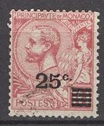 MONACO 1922 / 1923  - Y.T. N° 52 OBLITERE -  FD4 - Monaco