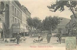 A-17.5304 : MANOSQUE. BOULEVARD DE LA PLAINE. - Manosque