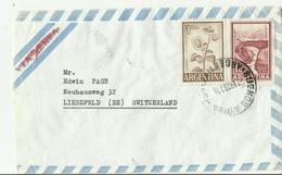 ARGENTINA CV - Briefe U. Dokumente