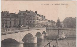 NANTES LE PONT DE LA BELLE CROIX TBE - Nantes