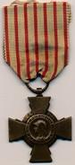 Médaille Croix Du Combattant - France - 1914-1918 - France
