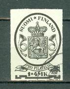 Finland  1931  Yv 166, Mi 139  Cat. Yv. € 60,00