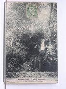 91 - BIEVRES - COURS SOUTERRAIN DE LA SYGRIE, CASCADE DROMIGNY - ANIMEE - 1907 - Bievres