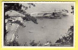 Somerset - Minehead, The Jetty - Postcard - Minehead