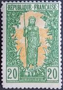 Congo Y&T 33 Femme BAKALOIS  Neuf Recto Verso - French Congo (1891-1960)