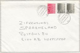 Envelop 13 Dec 1984 's-Hertogenbosch 29  (stempeltype CB) - Postal History