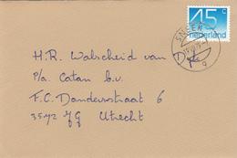 Envelop 19 Jul 1979 Sneek 9 (stempeltype Openbalk) - Postal History