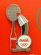 PIN'S BADMINTON - J.O LONDRES 2012 - NEUF SOUS EMBALLAGE - Badminton