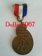 .medal - Medaille - Dauwtrappen Hemelvaartsdag Delden / Dew Escaliers Ascension Delden - Nederland