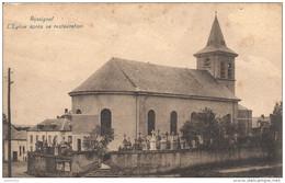 ROSSIGNOL ..--   Eglise Après Restauration . - Tintigny