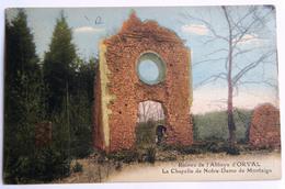 Orval - Ruines De L'Abbaye D'Orval - La Chapelle Notre-Dame De Montaigu