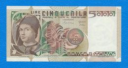 BANCONOTA  DA 5.000  LIRE - ANTONELLO DA MESSINA   - ANNO 1980  - Firme: CIAMPI / STEFANI. - 5000 Lire