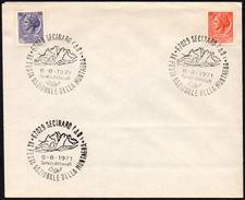 MOUNTAINEERING - ITALIA SECINARO (AQ) 1971 - XX FESTA NAZIONALE DELLA MONTAGNA