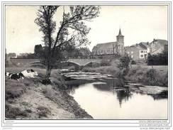 TINTIGNY ..-- L´ Eglise Et Le Pont Sur La Semois . - Tintigny