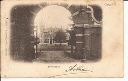 CAPPELLEN: Sterrenhof - Kapellen