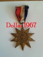 """.medal - Medaille - """"A.W.C. Sportstichting"""". 1965 - Netherland"""