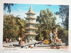 Postcard Haw Par Villa Singapore By John Hinde Postally Used 1977 My Ref B21267 - Singapore