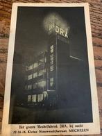 MECHELEN: Het Groote Meubelfabriek DRA, Bij Nacht. Kleine Niewendijkstraat 22 - 24 - 26 - Malines