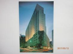 Postcard Lee Gardens Hotel Hysan Avenue Hong Kong My Ref B21268 - China (Hong Kong)