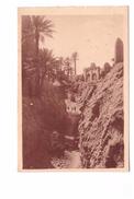 Maroc Figuig Le Ksar Abibad En Ruines Timbre + Cachet 1931 - Morocco