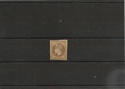 Colonies Françaises:  Année 1871/72  N° Y/T : 9 Oblitéré Côte: 70,00 €