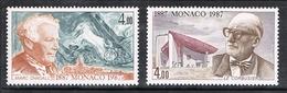 MONACO N°1605 Et 1606 N** - Ongebruikt
