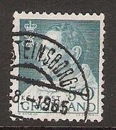004016 Greenland 1964 50o FU - Used Stamps