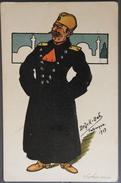 Srbija, Serbian Soldier In Greece - Guerre 1914-18