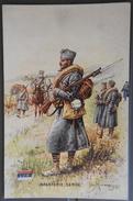 WWI, Infanterie Serbe, Serbian Infantry - War 1914-18