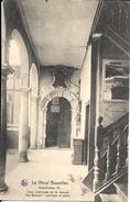 """Bruxelles (1000) : Le Vieux Bruxelles - Grand'Place,19 - Cour Intérieure De La Maison """"La Bourse"""" : Portique Et Porte. - Monuments"""