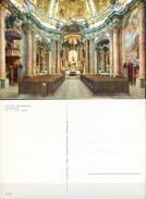 Ak Deutschland - Klosterkirche Weltenburg  - Innenansicht - Iglesias Y Las Madonnas