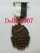 .medal - Medaille - Krentenbloesemtocht Dwingeloo. ( Koolmees ) / Dwingeloo Dandelion Blossoms. ( Tomtit ) - Netherland