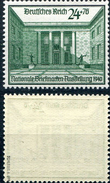 D. Reich Michel-Nr. 743 Postfrisch - Geprüft - Ungebraucht