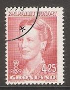 004055 Greenland 1996 4K25 FU - Greenland