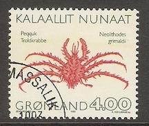 004058 Greenland 1993 Crabs 4K FU - Greenland