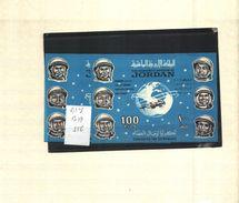 Espace JORDANIE  -  BLOC N° 18 & 19   NEUF** - Space