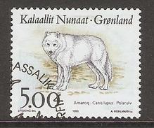 004061 Greenland 1993 Animals 5K FU - Greenland