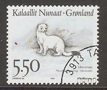 004063 Greenland 1994 Animals 5K50 FU - Greenland