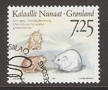 004064 Greenland 1994 Animals 7K25 FU - Greenland