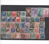 (n13) Petit Lot D'italie De 45 Anciens - Collections
