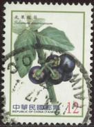 Taïwan 2012 Yv. N°3432 - Solanum Americanum - Oblitéré - 1945-... République De Chine