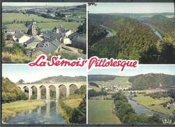 ! - Belgique - La Semois Pittoresque ( Chassepierre - Sainte-Cécile - Herbeumont - Dohan-s/Semois ) - Chassepierre
