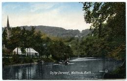 MATLOCK BATH : ON THE DERWENT - Derbyshire