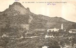 COUVENT DE CORBARA BALAGNE  ET LE MONT  SAINT ANGELO - Other Municipalities