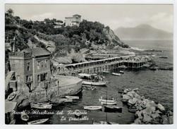 NAPOLI   NAPOLI   MARECHIARO  DAL  RISTORANTE  LA  FINESTRELLA               (VIAGGIATA) - Napoli (Naples)