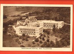 IBX-19  Besançon Hopital Des Tilleroyes  CAchet 1936 - Besancon