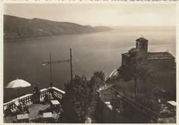 6601.   Tignale Lago Di Garda - Il Lago Visto Dalla Terrazza Dell' Albergo Belvedere - Altre Città