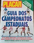 PLACAR (BRÉSIL) 1991 GUIDE OF BRAZILIAN STATE CHAMPIONSHIPS - Autres