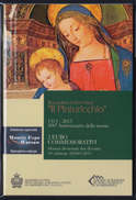 2013 SAN MARINO - PINTURICCHIO - EDIZIONE SPECIALE EXPO VARSAVIA (2 EURO FDC / FOLDER) - San Marino